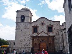 Jour 9 : Arequipa, Complejo e Iglesia de San Francisco