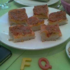 Torta salada exquisita #espinosa #sabrosa #gastronomía #food #calidad #Spain