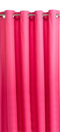 Rideau Zen coloris #rose bonbon - castorama
