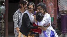 Cerca a la Medianoche: Nepal: Nuevo terremoto de magnitud 7,3 dejó más de...