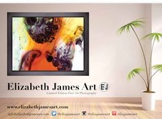 Fine #art #photography from the Colour in Motion Series exploring the characteristics of #water www.elizabethjamesart.com