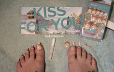 California Nails French Kupfer #californianails #toenailtips #pedi #pediküre #pedicure #feets #me #love #heidipolish #tattoo #beautyblogger