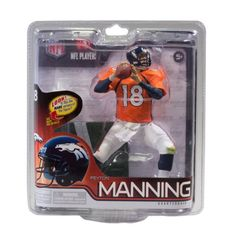 McFarlane Toys NFL Series 30  Peyton Manning Action Figure Colors may vary * Check this awesome product by going to the link at the image.