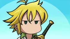 """La imagen del video se merece un sticker diciendo """"Bueno pero no se enojen"""" . . . . . #nanatsu #nanatsunotaizai #anime #meliodas #taizai… Seven Deadly Sins Anime, 7 Deadly Sins, Anime Angel, Otaku Anime, Anime Art, Dragon Ball, Meliodas And Elizabeth, Animé Fan Art, Seven Deady Sins"""