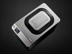 The BORK breadmaker simplifies bread processing in the home kitchen, removing the mess of existing, industrial-based devices. Id Design, Cube Design, Electric House, Medical Design, Design Awards, Industrial Design, Cool Designs, Electronics, Appliances