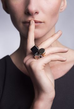Jewellery, H&M Rings, Ruth Kolthof Fotografie