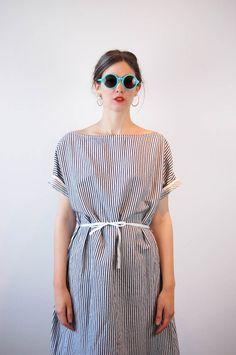 hannoh dress, sunettes sunglasses