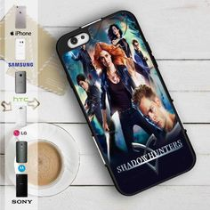Shadowhunters The Mortal Instruments Characters iPhone 4/4S 5S/C/SE 6/6S Plus 7| Samsung Galaxy S3 S4 S5 S6 S7 NOTE 3 4 5| LG G2 G3 G4| MOTOROLA MOTO X X2 NEXUS 6| SONY Z3 Z4 MINI| HTC ONE X M7 M8 M9 M8 MINI CASE