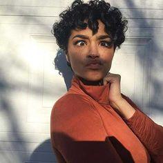 Bela Curto Penteados para Muito Preto Senhoras - http://bompenteados.com/2017/11/28/bela-curto-penteados-para-muito-preto-senhoras