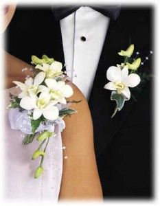 Corsage and bout