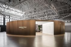 mathieu lehanneur audemars piguet temporal museum yuz shanghai designboom