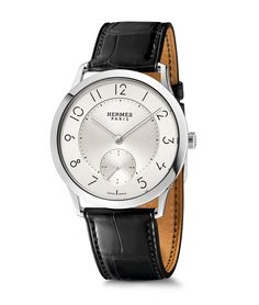 La montre Slim Hermès