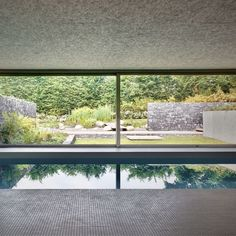 Roccolo's swimming pool by act_romegialli in Alta Brianza Italy   Tododesign by Arq4design