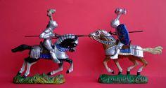 Figuras Composición: Caballeros Medievales 2 (Durso)