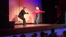 The AMAZING Jean Veloz dancing with Marcus Koch at the Herräng Dance Camp in Sweden. (remember, Jean is 88!!!!).