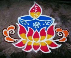 Dogs Design Logo Simple Ideas For 2019 Diwali Special Rangoli Design, Rangoli Designs Diwali, Diwali Rangoli, Kolam Designs, Small Rangoli Design, Colorful Rangoli Designs, Beautiful Rangoli Designs, Flower Rangoli, Peacock Rangoli