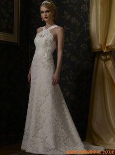 Birnbaum and Bullock Wedding Dress  Simone