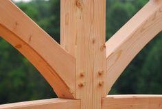Douglas Fir Timber Frame