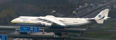 Antonov An-225 Mrija - Leipzig/Halle in Germany
