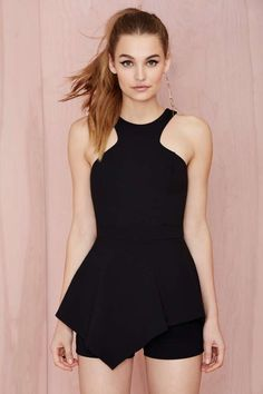 We love this playsuit because it doubles as a dress (we know, it's almost too good to be true).