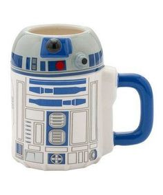 Caneca de cerâmica R2D2 Star Wars