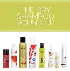 Dry shampoo is your new best friend. | 18 Life-Saving Beauty Tips For When You're Totally Hungover