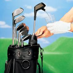 Golfbag-Bar