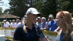 Amanda Blumenherst | Professional Golfers | Tour Schedule, Leaderboard & News | LPGA Girls Golf, Lpga, Golfers, Schedule, Amanda, News, Timeline