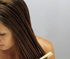 كيف تصنعي بنفسك بلسم لتنعيم الشعر الجاف و المتضرر  وبخطوات بسيطة للغاية