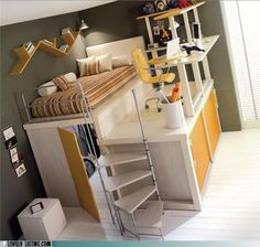 space maximizer. That would be for a crazy small space!