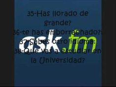 60 Preguntas para Ask.fm