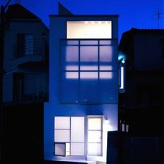 Long Tall House by Spacespace