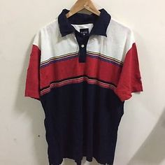Fila Sport Red Shirt Size L Like Hang Ten Hawaii Beach Surf Surfboard Skater  | eBay