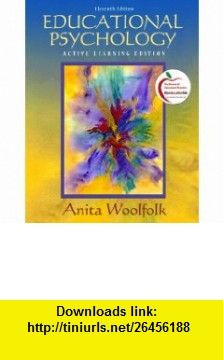 Educational Psychology Modular Active Learning Edition (with MyEducationLab) (11th Edition) (9780131381117) Anita Woolfolk , ISBN-10: 0131381113  , ISBN-13: 978-0131381117 ,  , tutorials , pdf , ebook , torrent , downloads , rapidshare , filesonic , hotfile , megaupload , fileserve