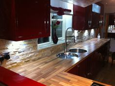 Lachlan Gray's entry to the Topps Tiles show Off Your Style Gallery. Kitchen Tiles, Kitchen Cabinets, Topps Tiles, Border Ideas, Central Kitchen, Style Tile, Tile Ideas, My Dream Home, Mosaic