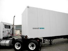 Connection Homes by Intermodal Delivery