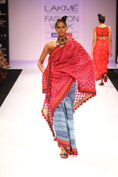1e04944ec9049 Shruti Sancheti LIFW 2012 Winter Indian Style