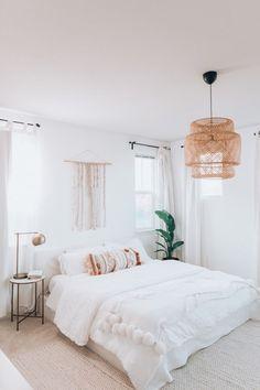 Bedroom Decor Inspiration, Bedroom Interior, Bedroom Makeover, Bedroom Design, Bedroom Decor, Home Decor, Aesthetic Bedroom, Room Decor, Room Ideas Bedroom