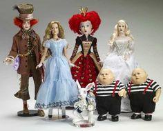 Robert Tonner's Alice in Wonderland