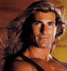 Fashion model, Fabio Lanzoni, was a busy model in the 80s and 90s era ...