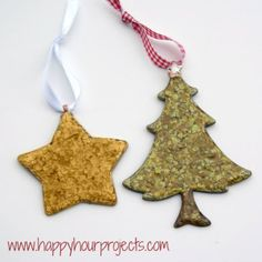 Eggshell Christmas Ornaments - Happy Hour Projects                    GOOD SITE
