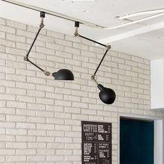 Ceiling Lamp, Ceiling Lights, Track Lighting, Corner Desk, Interior, Room, House, Furniture, Decor Ideas