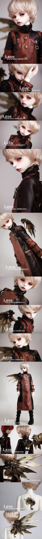 球体関節人形 Leon 男 44cm