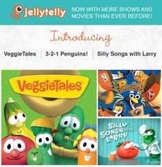 JellyTelly Family-Friendly Streaming: One year subscription for just $20 (only two more days!)