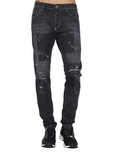 PHILIPP PLEIN Philipp Plein Jeans. #philippplein #cloth #