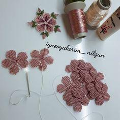 Needle Tatting, Needle Lace, Abaya Fashion, Filet Crochet, Dressmaking, Embroidery Stitches, Crochet Earrings, Instagram, Videos