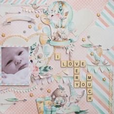 Piatek Cute and Co Forest Friends, Layout, Crafty, Frame, Cute, Scrapbooking, Home Decor, Picture Frame, Page Layout