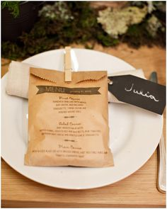 menu, decor, place setting, rustic, vintage, country, cards, details, favors, food, goods, invitations, invites, lovely, menus, paper, party, place, reception, settings, table, theme, typography, chic, wedding