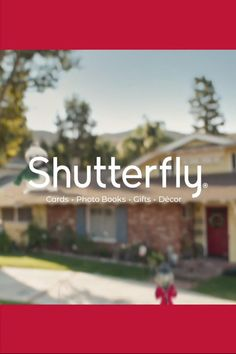 Share the moments that keep your favorites close. Bring loved ones closer to home with personalized greeting cards, gifts, photo books, wall decor and more from Shutterfly. #LetTheGoodFly