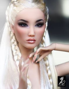 Collecting Fashion Dolls by Terri Gold: Kingdom and Kinsman - Two New Faces